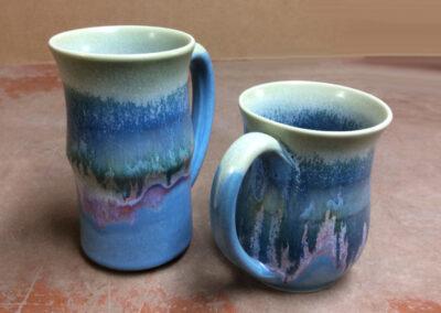 Tall & Short Mugs